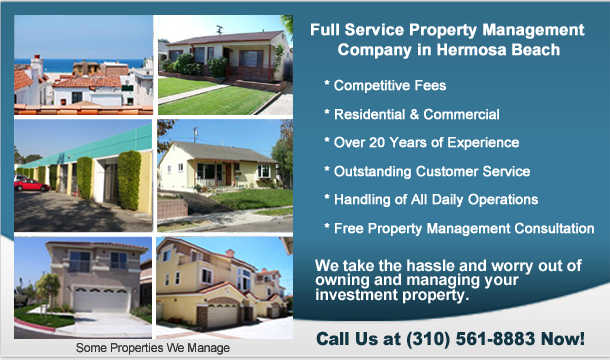 Property Management in Hermosa Beach